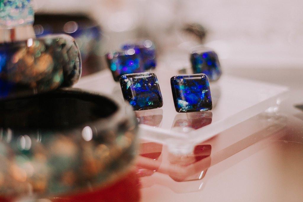 Atelier AmoResin de bijuterie din rășină